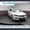 Certified 2014 Honda Accord EX-L for sale