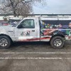 2011 ford ranger with camper and ladder rack - $1900