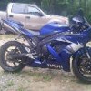 2005 Yamaha R1 only 6900 miles - $6300