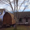 Beautiful Hand Built Unique Custom Tiny House Shell (Luther)