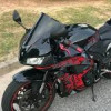 Excellent Condition 2008 honda cbr 600rr Dual Stage Fuel Injection - $1240 (Topeka)