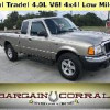 Used 2004 Ford Ranger 4x4 SuperCab for sale