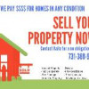 SELL YOUR HOUSE AS IS!! QUICK CLOSING!!!