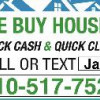 Sell Your House for Cash!
