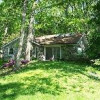 Fairy tale lake front cottage on 4.3 acres + GUEST HOUSE + Boat (fremont, IN)