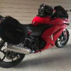 2008 Kawasaki Ninja with saddle bags, map viewer and cover! - $2000 (Cornerstone)