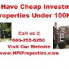 House Seekers! We Have a Few Hot Properties For Sale!